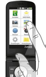 Display vom Emporia Smart touch