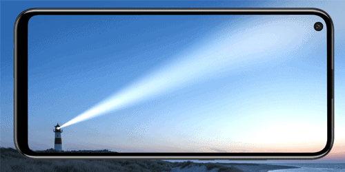 Display vom Huawei P40 lite E