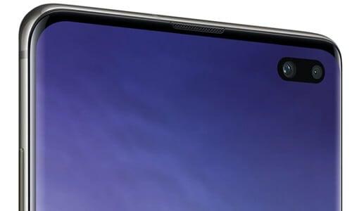 Display vom Samsung Galaxy S10+