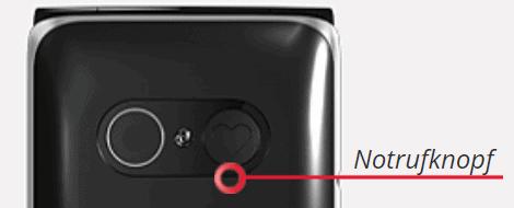 Kamera vom Emporia Smart Touch