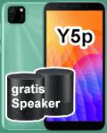 o2 - Huawei Y5p mit gratis Mini Speaker