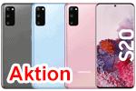 Aktion Samsung Galaxy S20