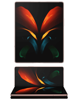 o2 - Samsung Galaxy Z Fold2 5G - Display