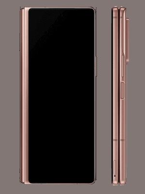 o2 - Samsung Galaxy Z Fold2 5G (bronze)