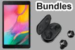 Bundle mit Samsung Galaxy Tab oder Galaxy Buds+