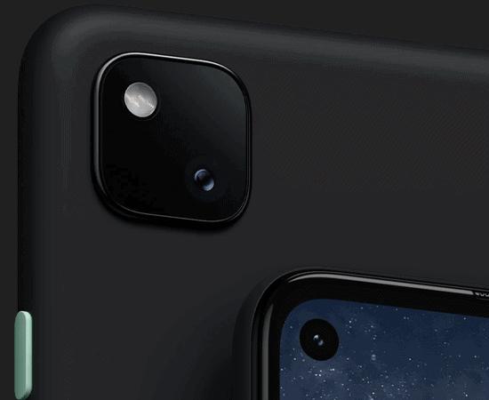Kamera vom Google Pixel 4a