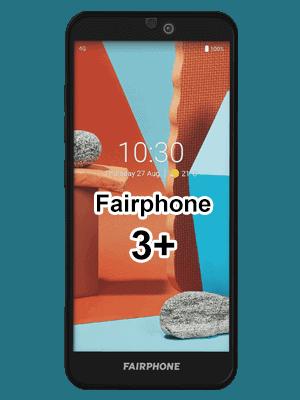 o2 - Fairphone 3+