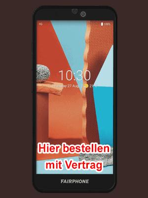 o2 - Fairphone 3+ hier bestellen