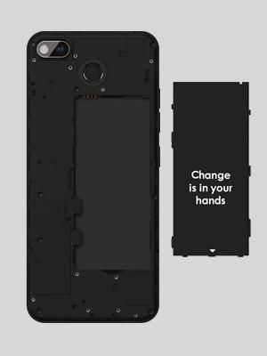 o2 - Fairphone 3+ (Akkutausch)