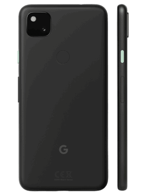o2 - Google Pixel 4a (schwarz / hinten)