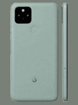 o2 - Google Pixel 5 (grün sorta sage / hinten)
