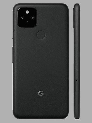 o2 - Google Pixel 5 (schwarz / hinten)