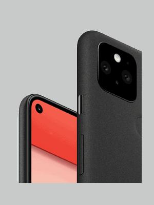 o2 - Google Pixel 5 (schwarz / schräg)