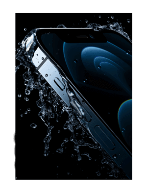 o2 - Apple iPhone 12 Pro - Schutz gegen Wasser und Staub (IP68)