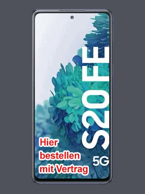 o2 - Samsung Galaxy S20 FE 5G hier bestellen