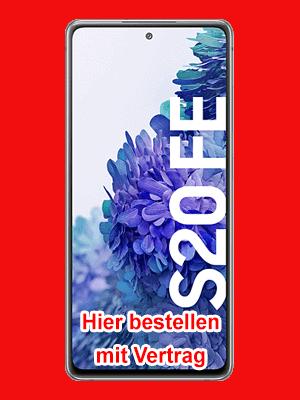 o2 - Samsung Galaxy S20 FE hier bestellen