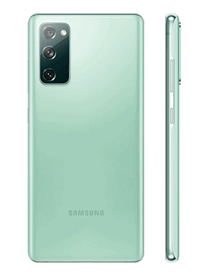 o2 - Samsung Galaxy S20 FE (grün / cloud mint)