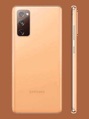 o2 - Samsung Galaxy S20 FE (orange / cloud orange)