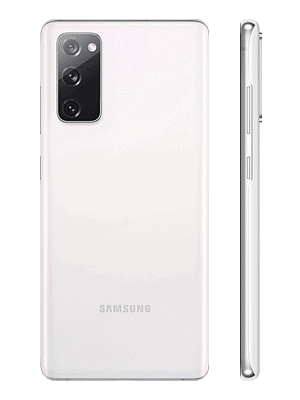 o2 - Samsung Galaxy S20 FE (weiß / cloud white)