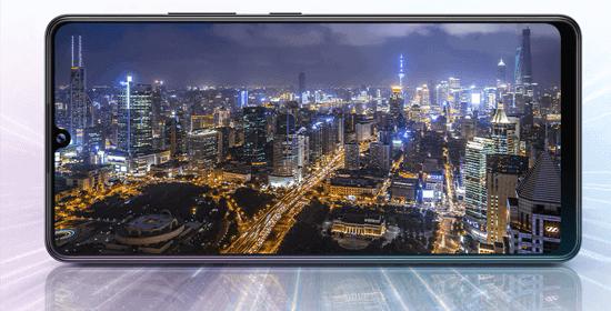 Display vom Samsung Galaxy A42 5G