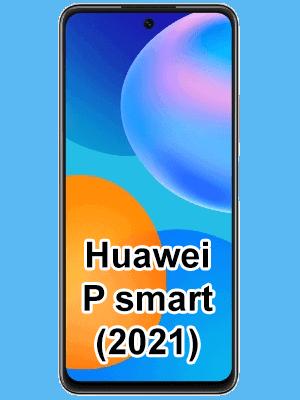 o2 - Huawei P smart 2021