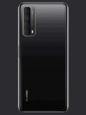 o2 - Huawei P smart 2021 (schwarz / hinten)