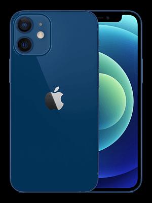 o2 - Apple iPhone 12 mini - blau
