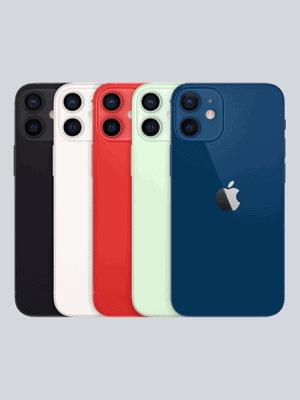 o2 - Apple iPhone 12 mini - Farbauswahl (hinten)