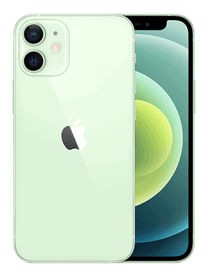 o2 - Apple iPhone 12 mini - grün