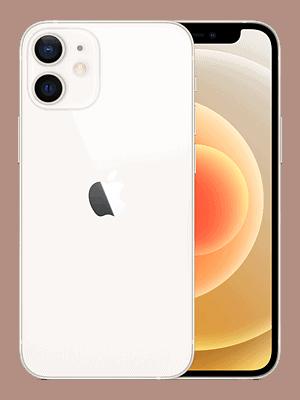 o2 - Apple iPhone 12 mini - weiß