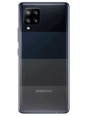 o2 - Samsung Galaxy A42 5G (schwarz / hinten)