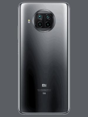 o2 - Xiaomi Mi 10T Lite (hinten / grau - schwarz)