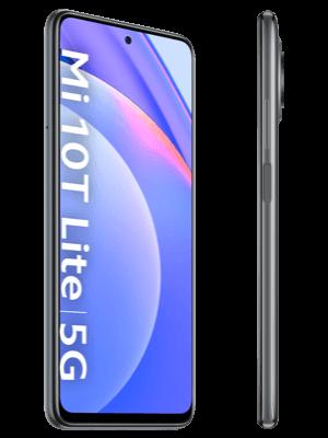 o2 - Xiaomi Mi 10T Lite (seitlich / grau - schwarz)