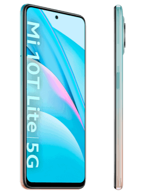 o2 - Xiaomi Mi 10T Lite (seitlich / rosegold)