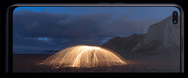 Display vom Oppo Reno4 Z 5G