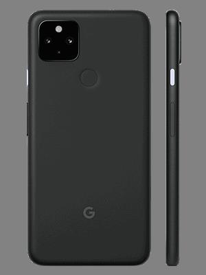 o2 - Google Pixel 4a 5G (schwarz / hinten)