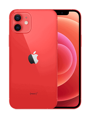o2 - Apple iPhone 12 - rot (product red)