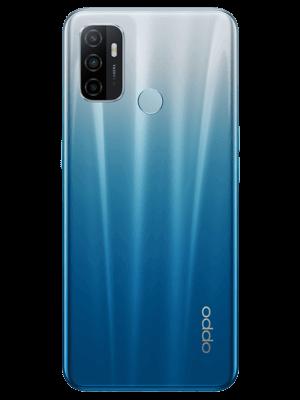 o2 - Oppo A53s (fancy blue / blau - hinten)