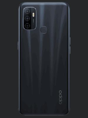 o2 - Oppo A53s (electric black / schwarz - hinten)