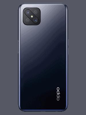 o2 - Oppo Reno4 Z 5G (schwarz / hinten)