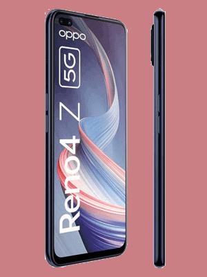 o2 - Oppo Reno4 Z 5G (schwarz / seitlich)