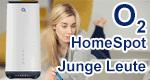 o2 HomeSpot für Junge Leute (Young Vorteil)