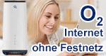 o2 Internet ohne Festnetz