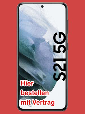 o2 - Samsung Galaxy S21 5G - hier bestellen
