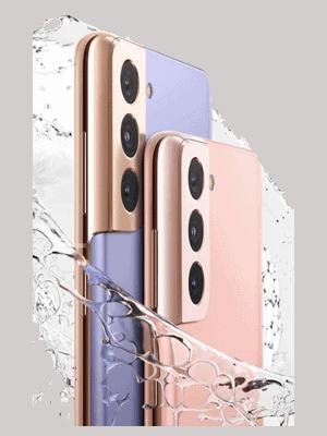 o2 - Samsung Galaxy S21 5G - Schutz gegen Wasser und Staub