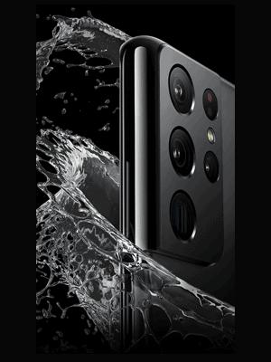 o2 - Samsung Galaxy S21 Ultra 5G - Schutz gegen Wasser und Staub
