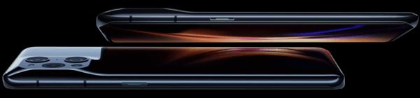Display vom Oppo Find X Pro 5G