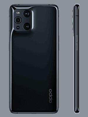 o2 - Oppo Find X3 Pro 5G - schwarz (gloss black)
