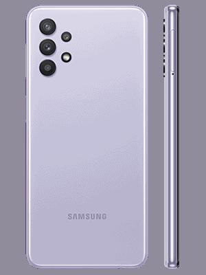 o2 - Samsung Galaxy A32 5G - awesome violet / lila