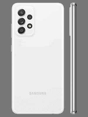 o2 - Samsung Galaxy A52 5G - awesome white (weiß)